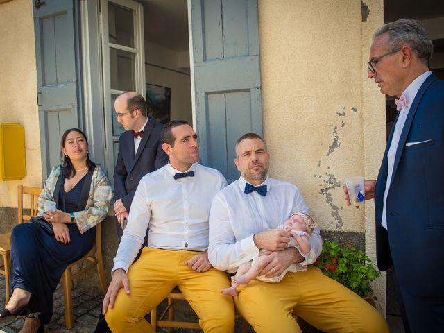 Le mariage de Ibouniyamine et Charlotte à Serres-sur-Arget, Ariège 47