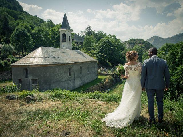 Le mariage de Ibouniyamine et Charlotte à Serres-sur-Arget, Ariège 48