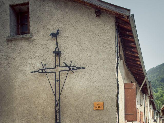 Le mariage de Ibouniyamine et Charlotte à Serres-sur-Arget, Ariège 49