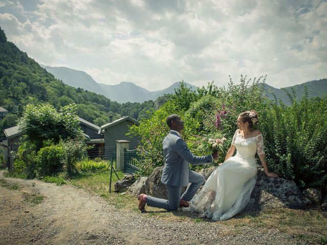 Le mariage de Ibouniyamine et Charlotte à Serres-sur-Arget, Ariège 53