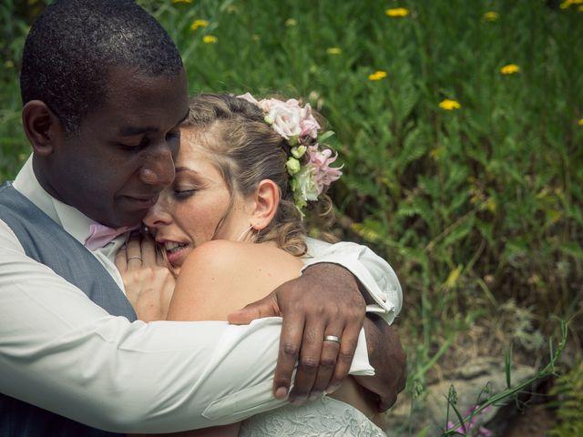 Le mariage de Ibouniyamine et Charlotte à Serres-sur-Arget, Ariège 54