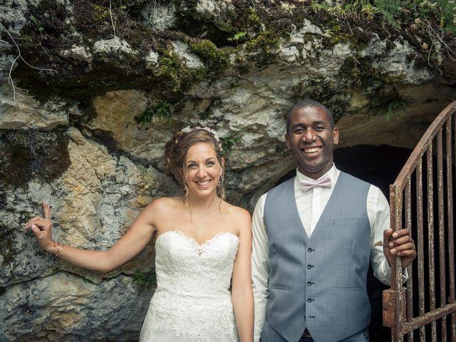 Le mariage de Ibouniyamine et Charlotte à Serres-sur-Arget, Ariège 58