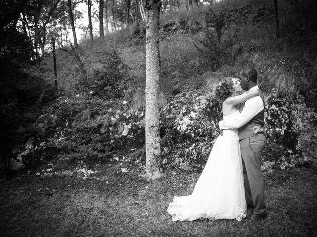 Le mariage de Ibouniyamine et Charlotte à Serres-sur-Arget, Ariège 60