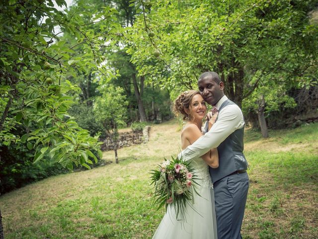 Le mariage de Charlotte et Ibouniyamine