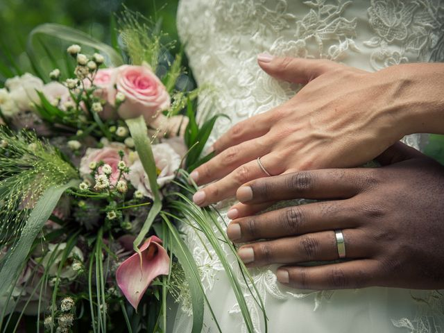 Le mariage de Ibouniyamine et Charlotte à Serres-sur-Arget, Ariège 63