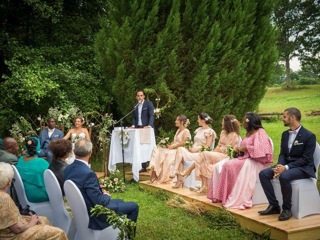 Le mariage de Ibouniyamine et Charlotte à Serres-sur-Arget, Ariège 66