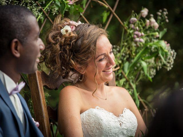 Le mariage de Ibouniyamine et Charlotte à Serres-sur-Arget, Ariège 69
