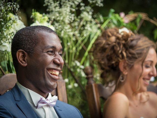Le mariage de Ibouniyamine et Charlotte à Serres-sur-Arget, Ariège 70