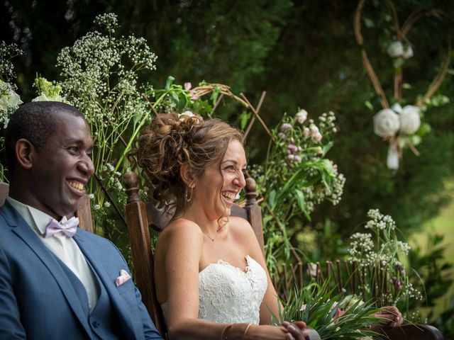 Le mariage de Ibouniyamine et Charlotte à Serres-sur-Arget, Ariège 72