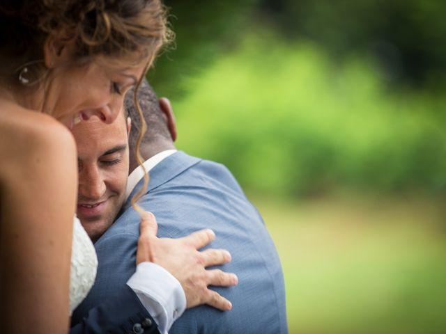 Le mariage de Ibouniyamine et Charlotte à Serres-sur-Arget, Ariège 74