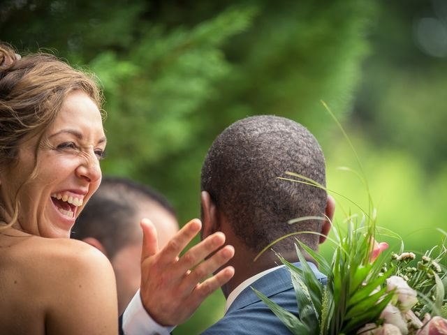 Le mariage de Ibouniyamine et Charlotte à Serres-sur-Arget, Ariège 75