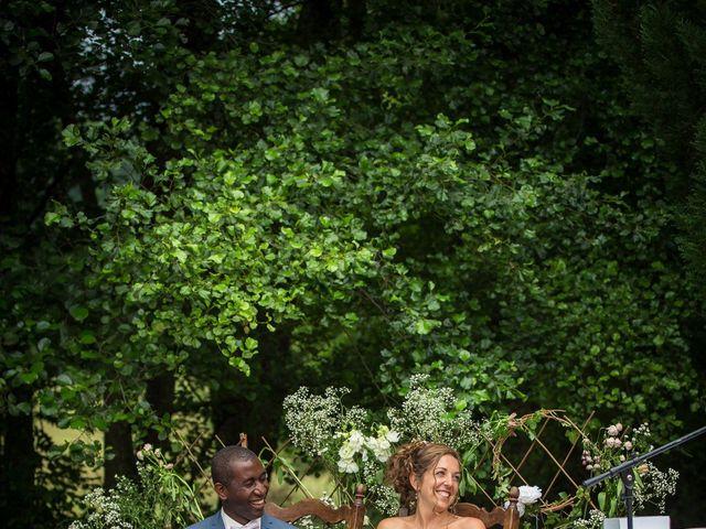Le mariage de Ibouniyamine et Charlotte à Serres-sur-Arget, Ariège 76