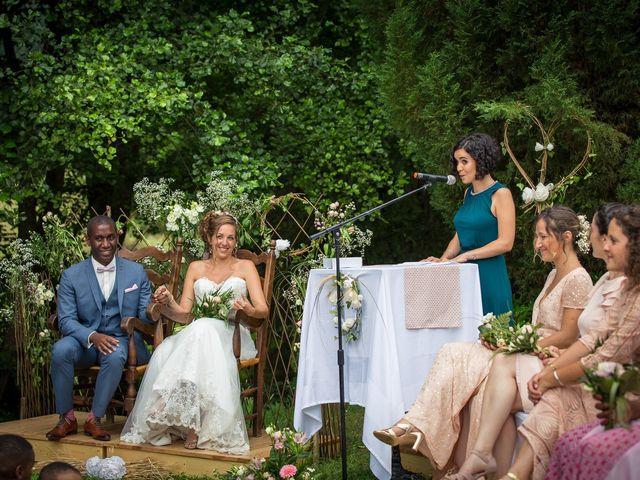 Le mariage de Ibouniyamine et Charlotte à Serres-sur-Arget, Ariège 78