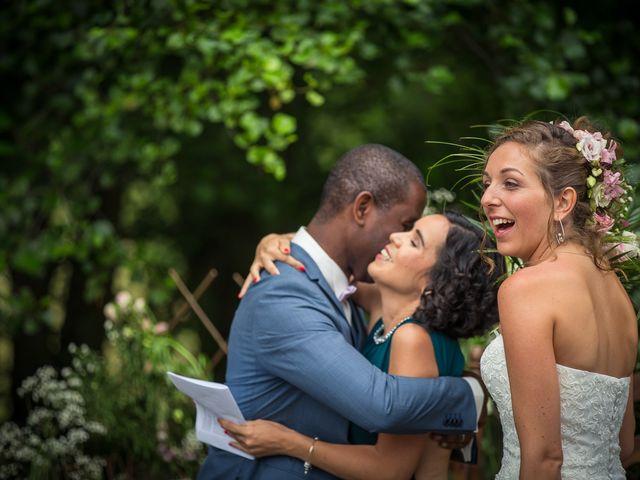 Le mariage de Ibouniyamine et Charlotte à Serres-sur-Arget, Ariège 80