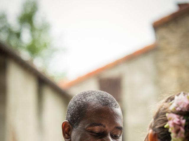 Le mariage de Ibouniyamine et Charlotte à Serres-sur-Arget, Ariège 82