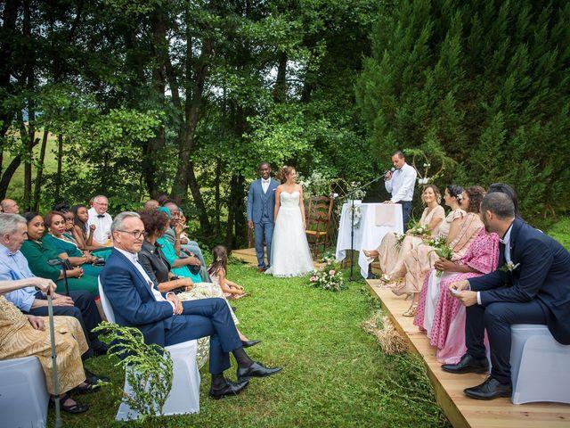 Le mariage de Ibouniyamine et Charlotte à Serres-sur-Arget, Ariège 84