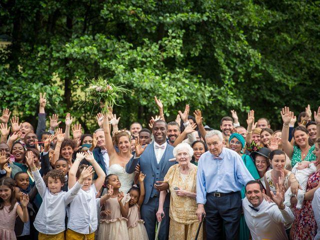 Le mariage de Ibouniyamine et Charlotte à Serres-sur-Arget, Ariège 87