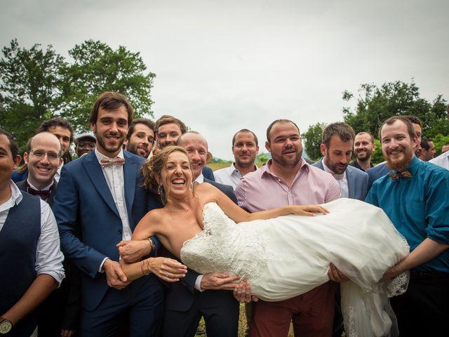 Le mariage de Ibouniyamine et Charlotte à Serres-sur-Arget, Ariège 90