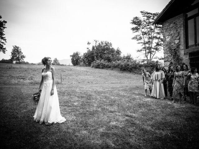 Le mariage de Ibouniyamine et Charlotte à Serres-sur-Arget, Ariège 97