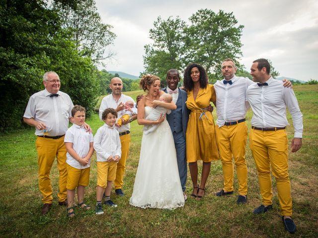 Le mariage de Ibouniyamine et Charlotte à Serres-sur-Arget, Ariège 99