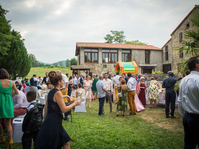 Le mariage de Ibouniyamine et Charlotte à Serres-sur-Arget, Ariège 103