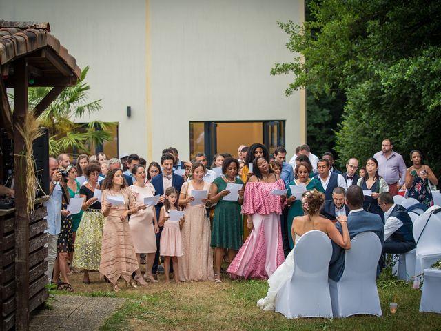 Le mariage de Ibouniyamine et Charlotte à Serres-sur-Arget, Ariège 106