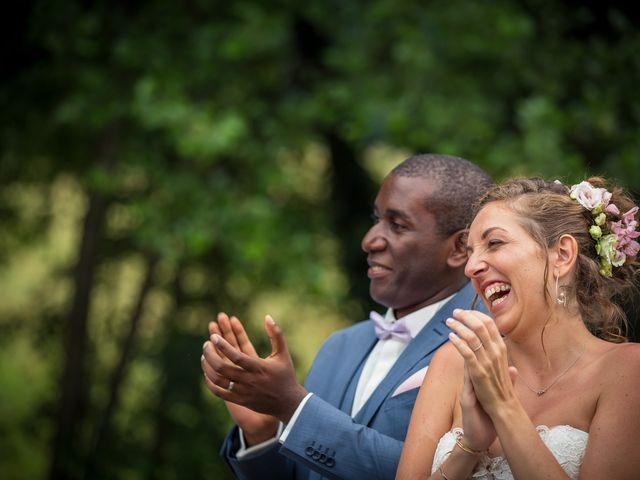 Le mariage de Ibouniyamine et Charlotte à Serres-sur-Arget, Ariège 108