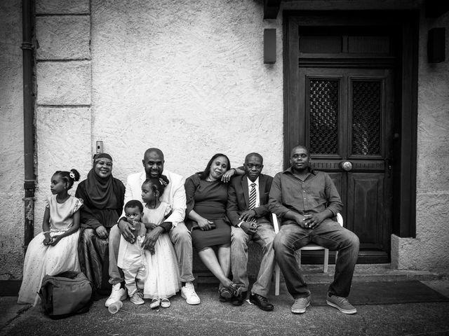 Le mariage de Ibouniyamine et Charlotte à Serres-sur-Arget, Ariège 111