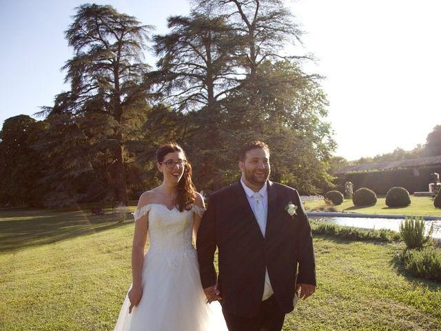 Le mariage de Julien et Victoria à Saint-Marcel-Bel-Accueil, Isère 20