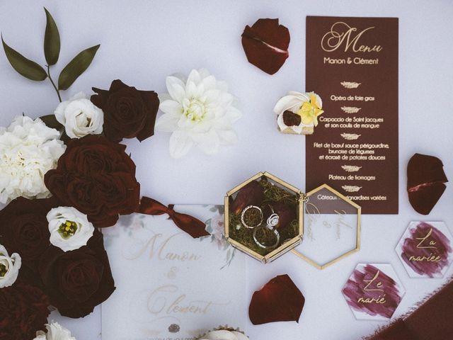 Le mariage de Clément et Manon à Caraman, Haute-Garonne 12