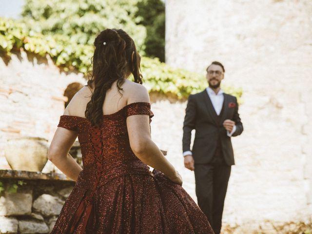 Le mariage de Clément et Manon à Caraman, Haute-Garonne 16