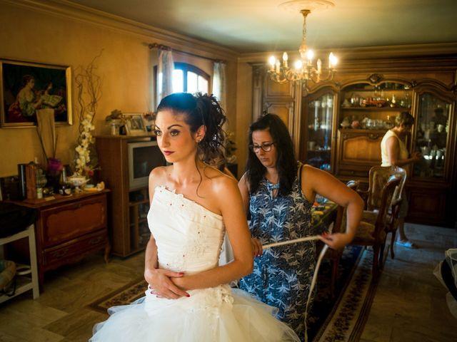 Le mariage de Matthieu et Mallory à Mions, Rhône 11