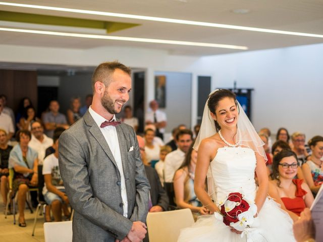 Le mariage de Matthieu et Mallory à Mions, Rhône 20