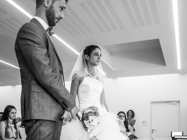 Le mariage de Matthieu et Mallory à Mions, Rhône 22