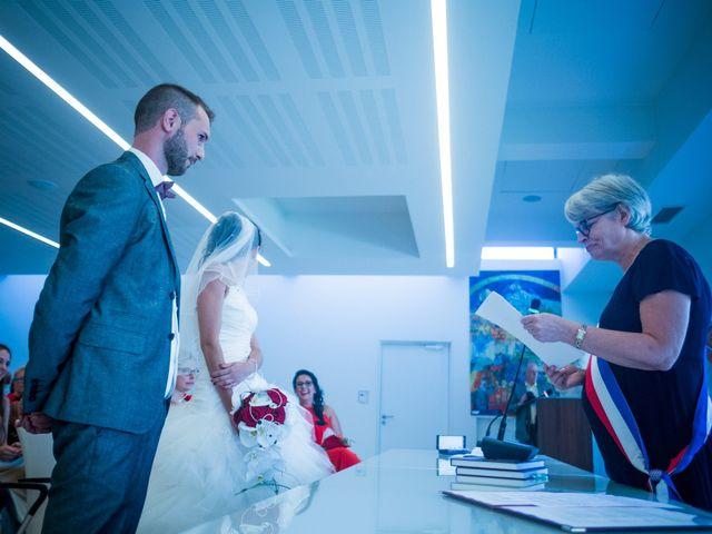 Le mariage de Matthieu et Mallory à Mions, Rhône 23