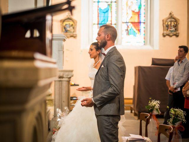 Le mariage de Matthieu et Mallory à Mions, Rhône 33