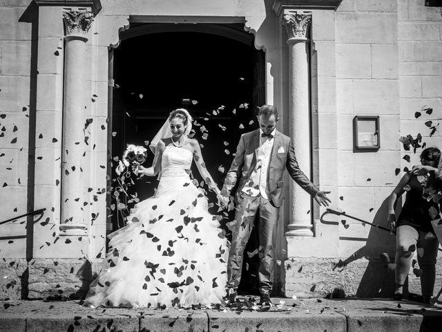 Le mariage de Matthieu et Mallory à Mions, Rhône 34