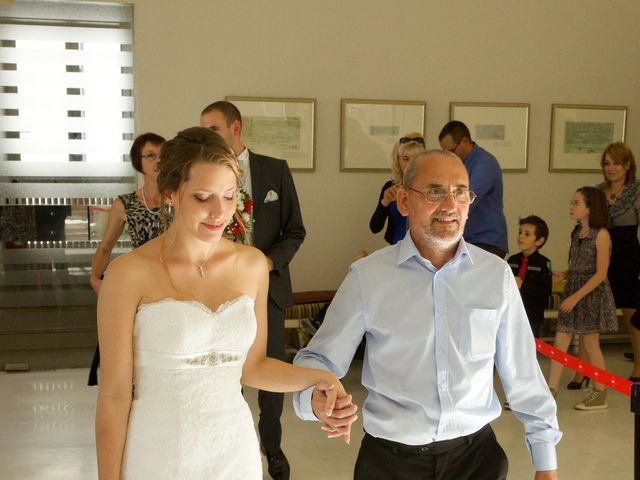 Le mariage de Priscillia et Baptiste à Besançon, Doubs 33