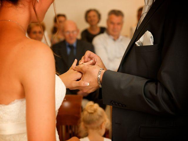 Le mariage de Priscillia et Baptiste à Besançon, Doubs 35