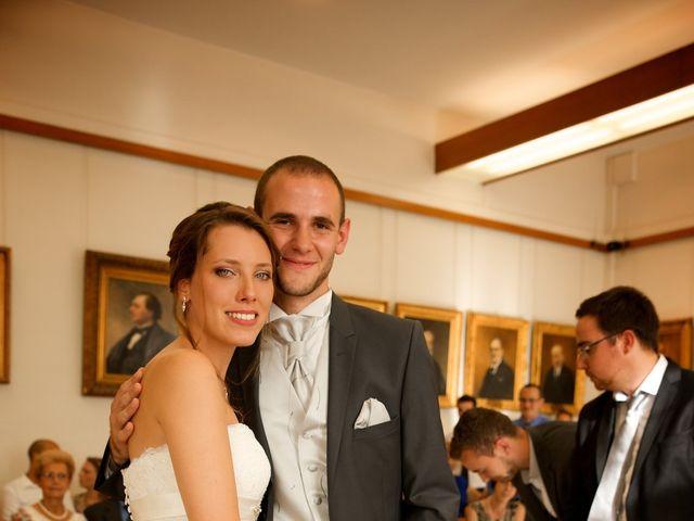Le mariage de Priscillia et Baptiste à Besançon, Doubs 37