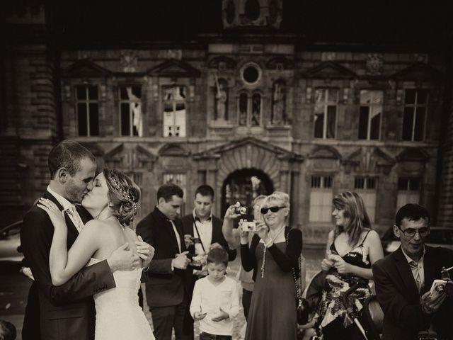 Le mariage de Priscillia et Baptiste à Besançon, Doubs 38