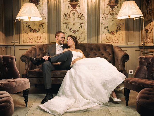Le mariage de Priscillia et Baptiste à Besançon, Doubs 42