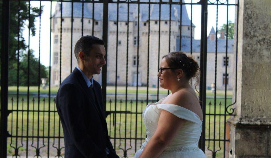 Le mariage de Damien et Magalie à Salon-la-Tour, Corrèze