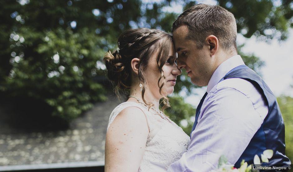 Le mariage de Julien et Delphine à Coltainville, Eure-et-Loir