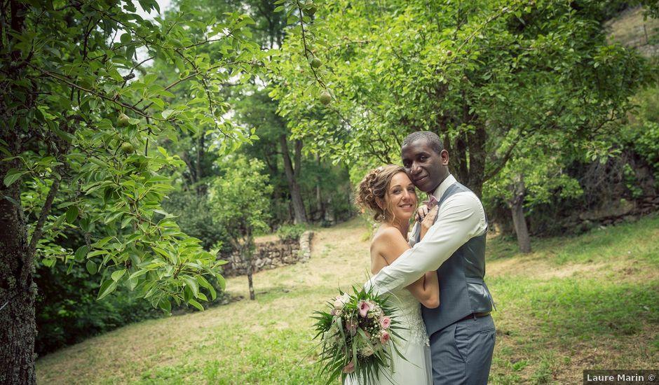 Le mariage de Ibouniyamine et Charlotte à Serres-sur-Arget, Ariège
