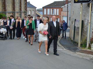 Le mariage de Olivier et Nelly