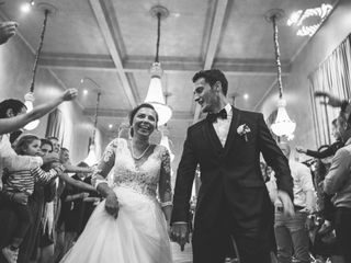 Le mariage de Julia et Flavien