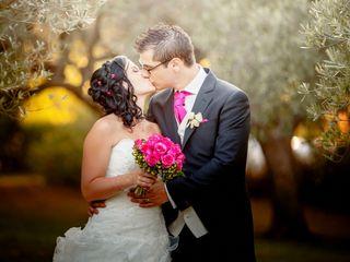 Le mariage de Mathias et Céline