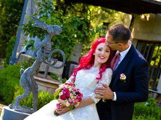 Le mariage de Angie et Thomas  1
