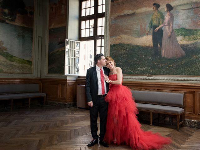 Le mariage de Guillaume et Fabienne à Cordes-Sur-Ciel, Tarn 6